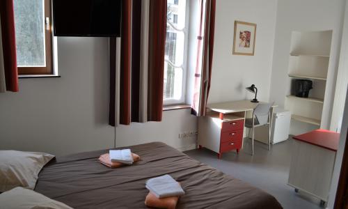 h bergement courte dur e pavillon bichat nancy bed crous. Black Bedroom Furniture Sets. Home Design Ideas